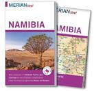 MERIAN live! Reiseführer Namibia von Jan-Hendrik Wuttke (2016, Taschenbuch)