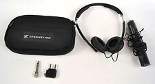 Sennheiser PXC 250 Collapsible Noise Cancelling DJ Travel Stereo Headphones