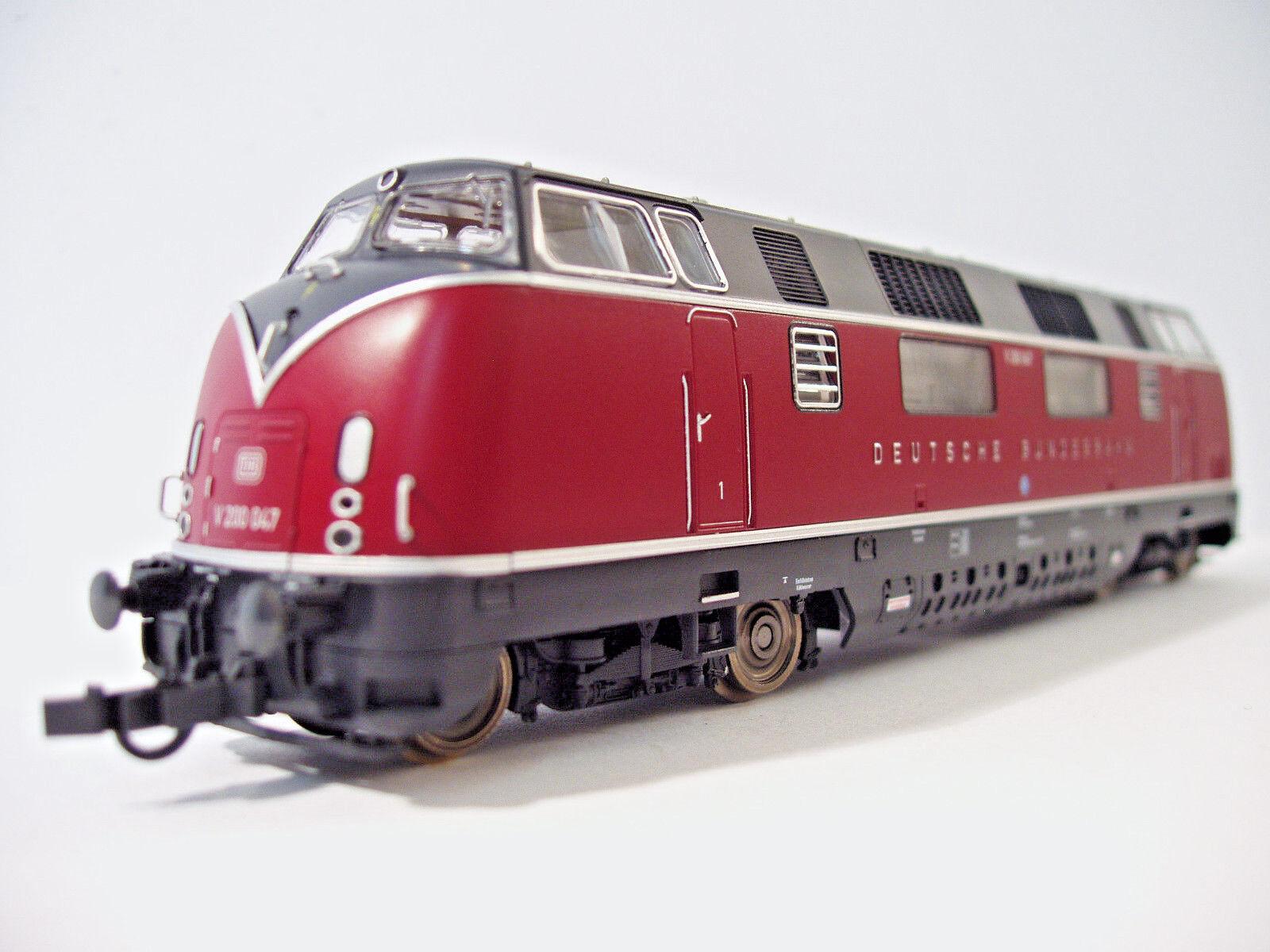 Piko art. 59700 locomotore diesel DB V 200 047.