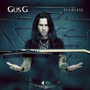 Gus-G-Fearless-Guitar-Pick-New-CD-With-Guitar-Picks-Digipack-Packaging