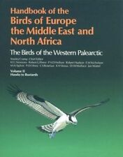 Handbook of the Birds of Europe, the Middle East, and North Africa... 019857505X