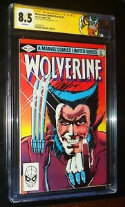 Wolverine-Limited-Series-1-1982-Marvel-Comics-SS-CHRIS-CLAREMONT-CGC-8-5-VF