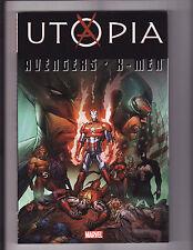 Uncanny X-Men Utopia TPB Trade Paperback Wolverine Avengers Marvel Comics NEW
