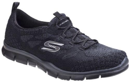 8 Gratuites Pour Mᄄᆭmoire Chaussures Skechers En Et Sport On Smooth Uk3 Chic Femmes Mousse De Slip m8OnvwN0