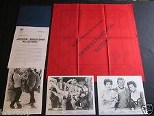JOHN WAYNE 'MCLINTOCK' 1993 HOME VIDEO PRESS KIT—3 PHOTOS