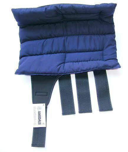 AMIDALE HORSE STABLE Stiefel / WRAPS TRAVEL Stiefel SET SET SET OF FOUR NAVY Blau BNWT 9f8e6d
