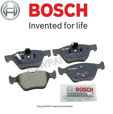 Mercedes R170 W208 W210 Front BOSCH QUIETCAST Brake Pad Set With Lubricant NEW