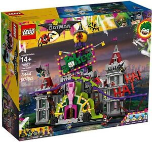 Lego The Batman Movie 70922 Joker™ Manor Le Manoir Du N1/18