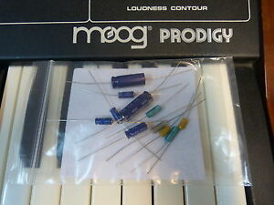 Details about Moog Prodigy full recapping kit