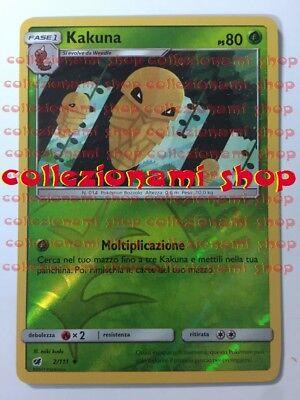 Invasione Scarlatta CARTA ITALIANO POKEMON 6//111 Cacturne REVERSE HOLO