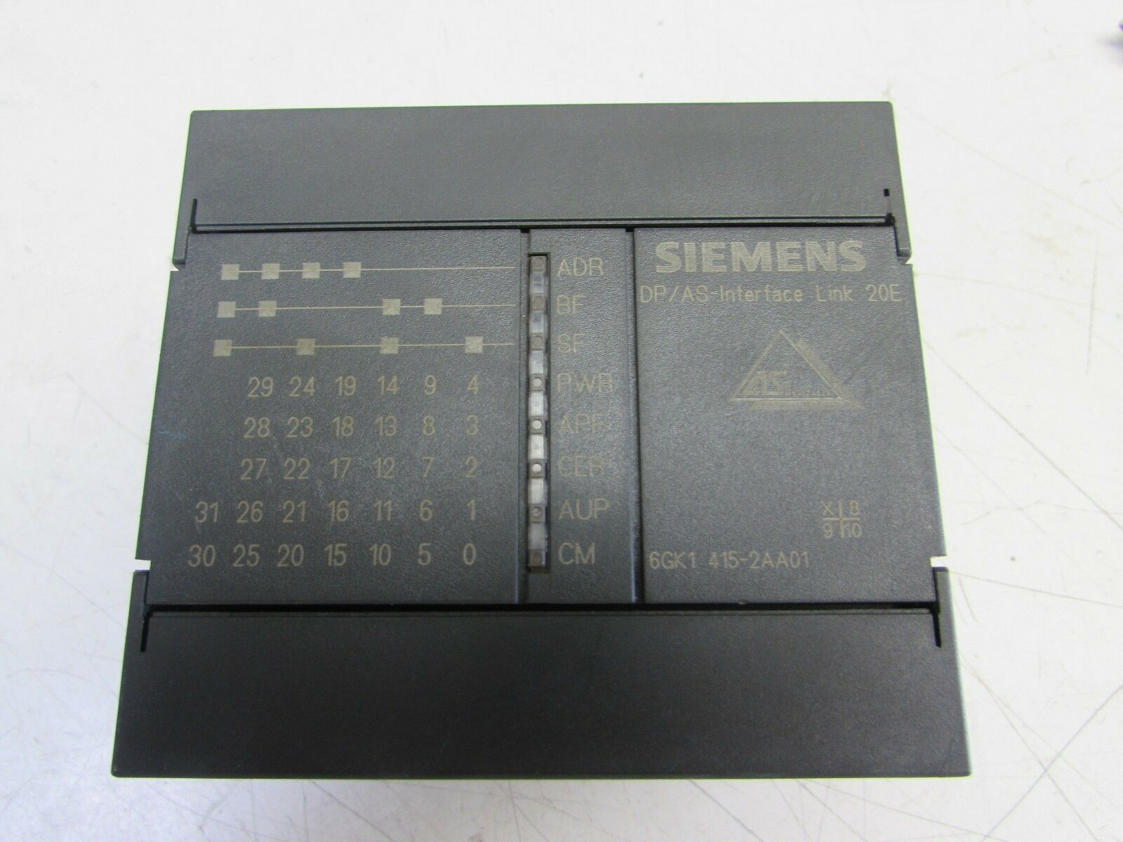 SIEMENS NET LINK PROFIBUS INTERFACE 6GK1415-2AA01 XLNT USED TAKEOUT   MAKE OFFER