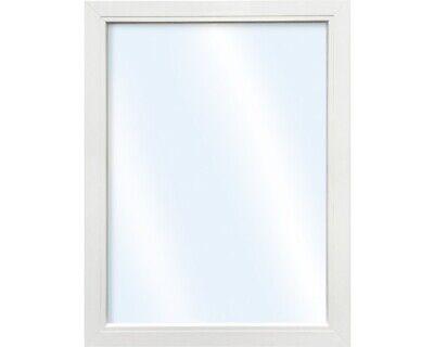 ARON Basic Kunststofffenster Festverglasung weiß Breite 550 mm