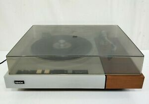 Denon-DP-2700-Servo-Controlled-Direct-Drive-Turntable-in-Very-Good-Condition