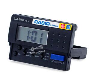 - Casio Pq10-1r Digtal Horloge Neuf & 100% Authentique-afficher Le Titre D'origine Les Clients D'Abord