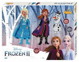 Disney-Eiskoenigin-2-Hama-Perlen-Set-Original-II-Zum-Aufbuegeln