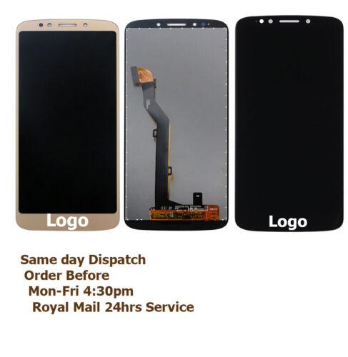 Pantalla LCD Pantalla Táctil Digitalizador Ensamblaje para Motorola Moto G6 Play XT1922