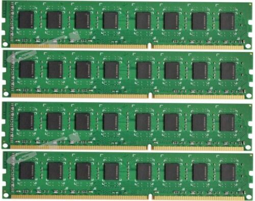 NEW 16GB 4x4GB Memory PC3-12800 1600 for HP//Compaq Elite 8200 SFF//MT//CMT