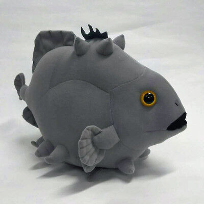 Ox-eyed Oreo Soft Plush (grey) cute & realistic