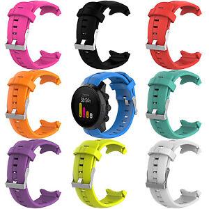 Silikon Armbanduhr Band Gurt für SUUNTO AMBIT3 VERTICAL/Spartan SPORT Watch