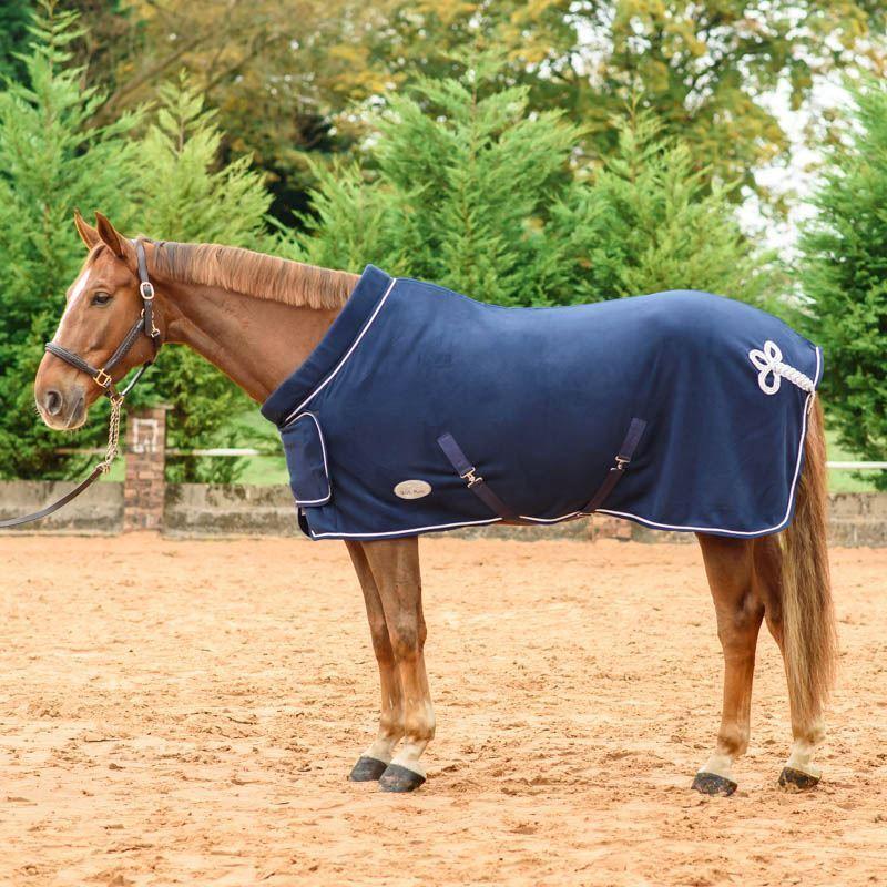 BEST su cavallo Supreme NASTRO Tappetotraspirante equitazione Outdoor Stabili in Pile