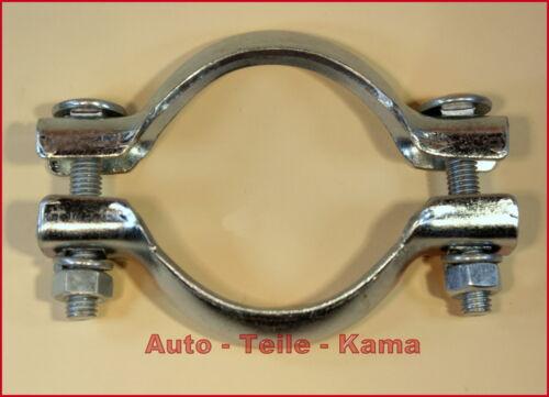 Montage Schelle für Renault Trafic,Espace,Kangoo -/> Rohr Mitte  Ø 66 mm Kat