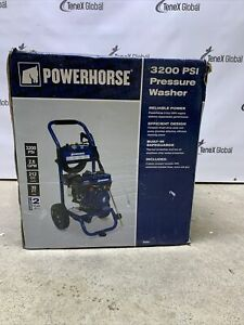 Powerhorse Gas Cold Water Pressure Washer 3200 PSI, 2.6 GPM #89897 (Y-28)