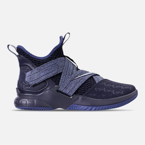AO2609 -401 Nike Lebron Soldier XII Basketball neroed blu Dimensiones 8 -13 NIB