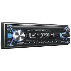 Power Acoustik PL51B Am/fm/usb/sd/b<wbr/>t Mechless