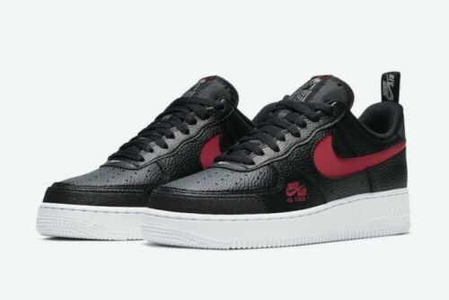 Size 10 - Nike Air Force 1 Low Utility Bred 2020 for sale online | eBay
