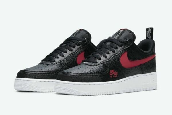 Size 10.5 - Nike Air Force 1 Low Utility Bred 2020 for sale online ...