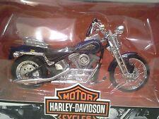 Harley Davidson FXSTS Springer Softail Maisto 1/18 Diecast Motorcycle Series 2