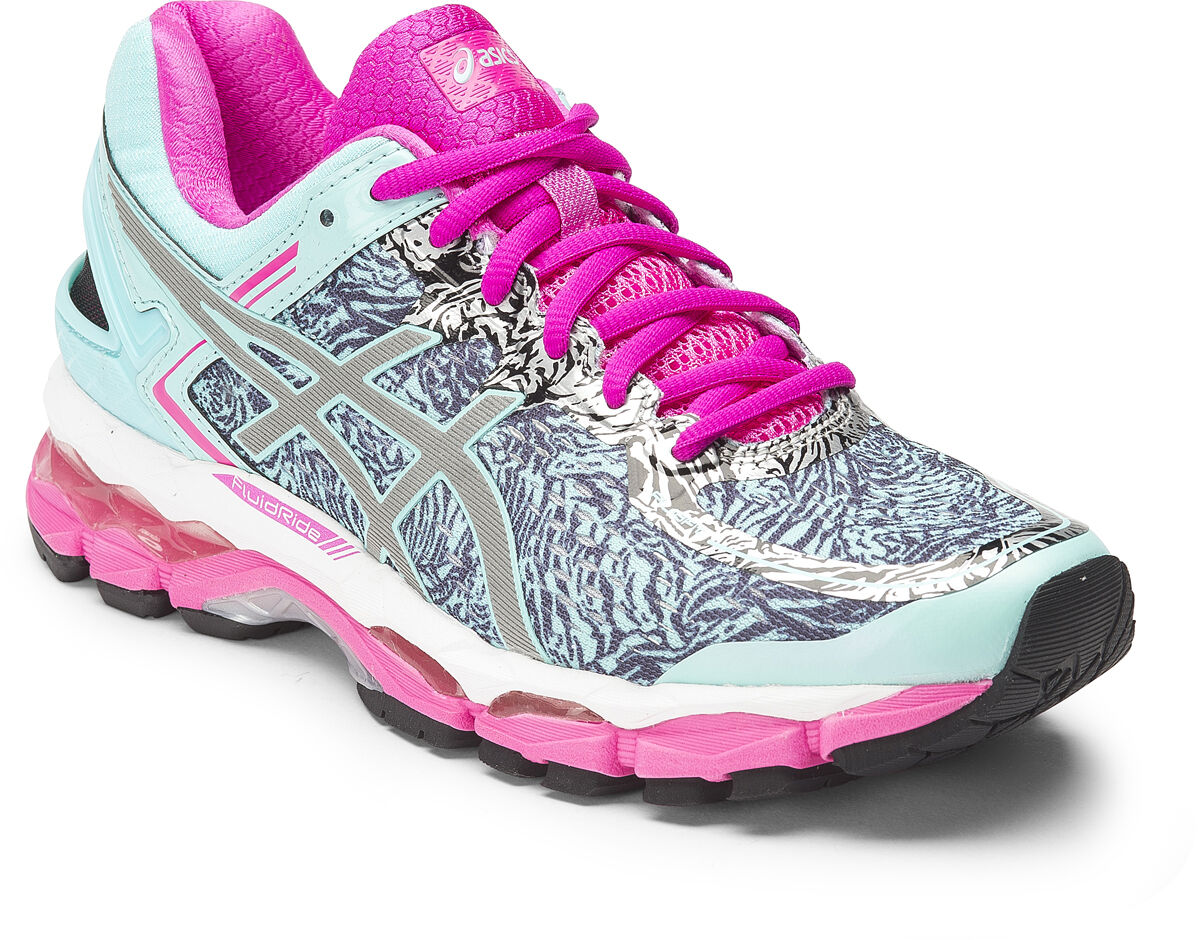 Asics Gel Kayano 22 Lite - Show kvinnor springaning skor (B) (6793)SAVE