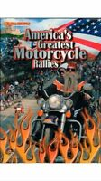 Live To Ride & America's Greatest Full Throttle Video Dvd 2 Pac Brand Sealed