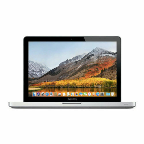 Apple MacBook Pro Laptop Intel Core i5 2.40GHz 4GB RAM 500GB HDD MD313LL/A