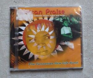 CD-AUDIO-MUSIQUE-AFRICAIN-PRAISE-034-THE-TANZANIAN-NEW-LIFE-BAND-034-CD-COMPIL-NEUF