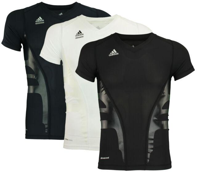 adidas climacool techfit preparation compression shirt