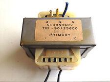 Step-down 110V- 12V 50W low voltage lighting transformer 50 VA NOS