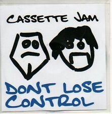 (581D) Cassette Jam, Don't Lose Control - DJ CD