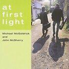 at First Light 0766397433028 by Michael McGoldrick CD