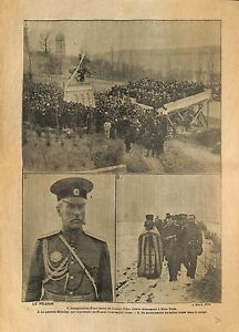Inauguration-Statue-de-Jeanne-d-039-Arc-New-York-USA-General-WWI-1915-ILLUSTRATION