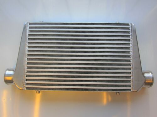 "FMIC 76mm Inlet//Outlet 3/"" Universal 450x300x76 Core Front Mount Intercooler"