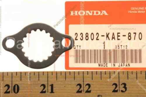 Honda 23802-KAE-870 PLATE  FIXING