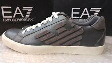 Emporio Armani EA7 men s Pride Low Cracked sneakers size 8UK 44EU 8.5US b2a6572ca94