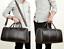 Large-Mens-Soft-Leather-Duffel-Shoulder-Bag-Travel-Overnight-Luggage-Handbag thumbnail 10