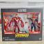 Hasbro-Marvel-Legends-6-034-Iron-Man-Mark-50-amp-Iron-Spider-Man-Box-Set-New thumbnail 1
