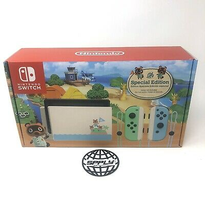 Nintendo Switch Animal Crossing: New Horizon Special ...