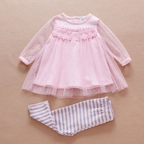 """Reborn Baby Girl Doll Clothes Outfit Dress Doll Accessory For 22/"""" Doll Gift 2019"""