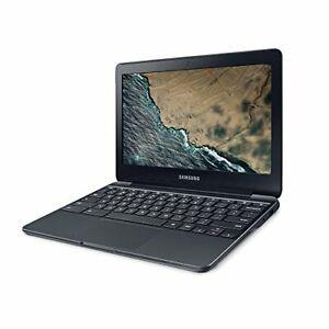 """Samsung XE500C13-K04US Chromebook 3 11.6"""" HD N3060 1.6GHz 4GB RAM 16GB eMMC"""