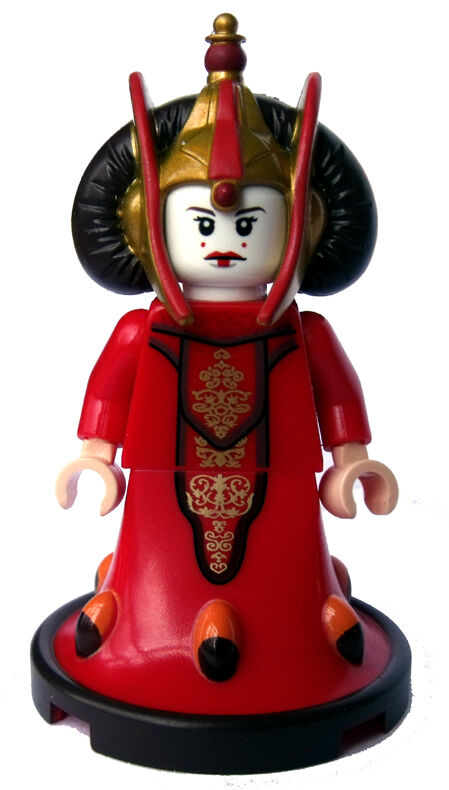 LEGO 9499 - STAR WARS - Queen Amidala - MINI FIG   MINI FIGURE