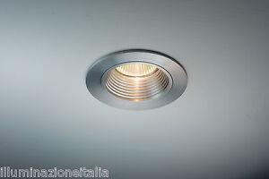 Faretto led incasso 220v gu10 per lampade led e risparmio for Lampade led 220v